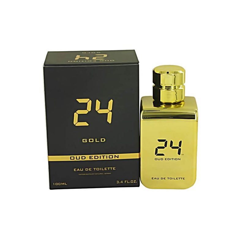 24 Gold Oud Edition Perfume