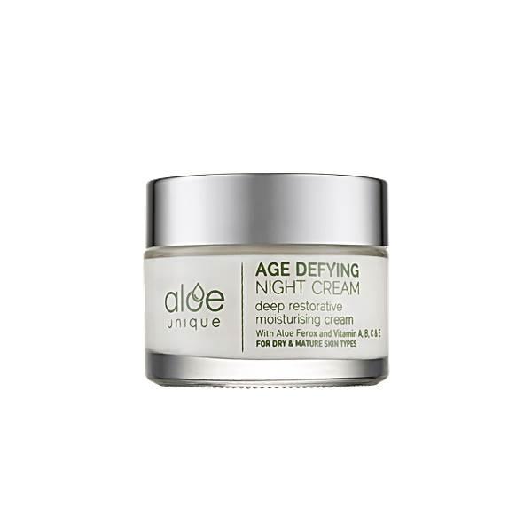 Aloe Unique Age Defying Night Cream 50ml