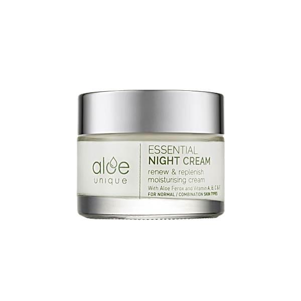 Aloe Unique Essential Night Cream 50ml