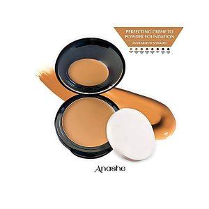 Anashe Creme to Powder Foundation