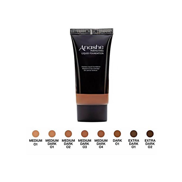 Anashe Perfecting Liquid Foundation