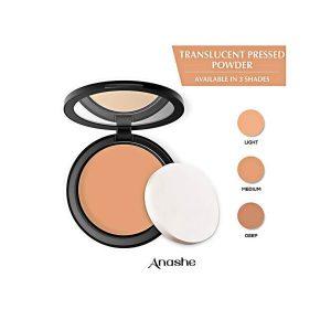 Anashe Translucent Pressed Powder