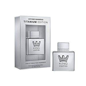 Antonio Banderas Titanium Edition Perfume