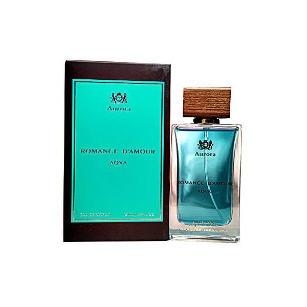 Aurora Romance D'Amour Aqva Perfume 100ml