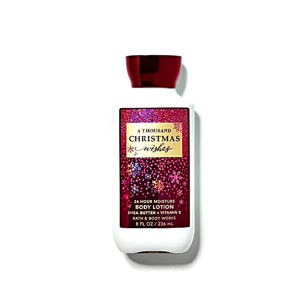 Bath and Body Works A Thousand Christmas Wishes Body Lotion 236ml