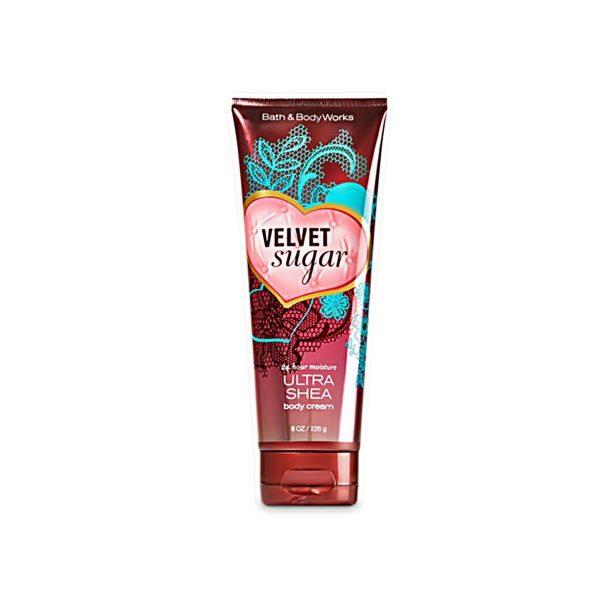 Bath and Body Works Velvet Sugar Body Cream