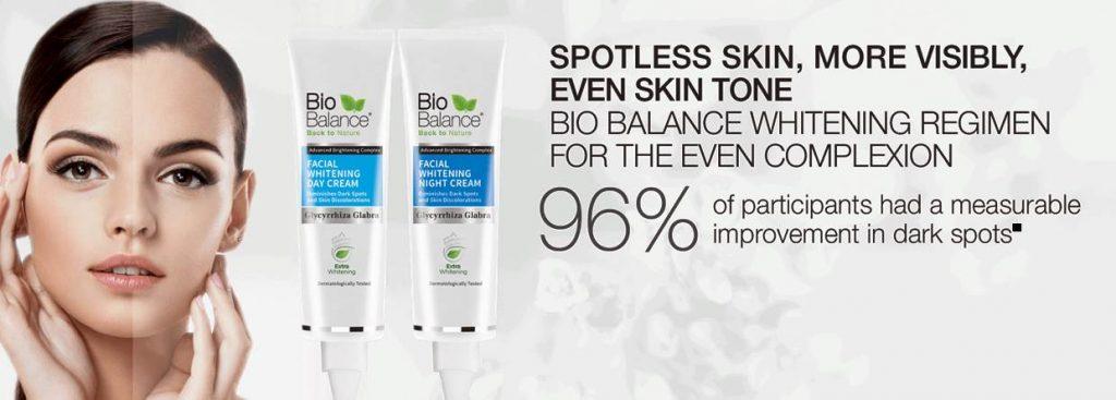 Bio Balance Skincare Products