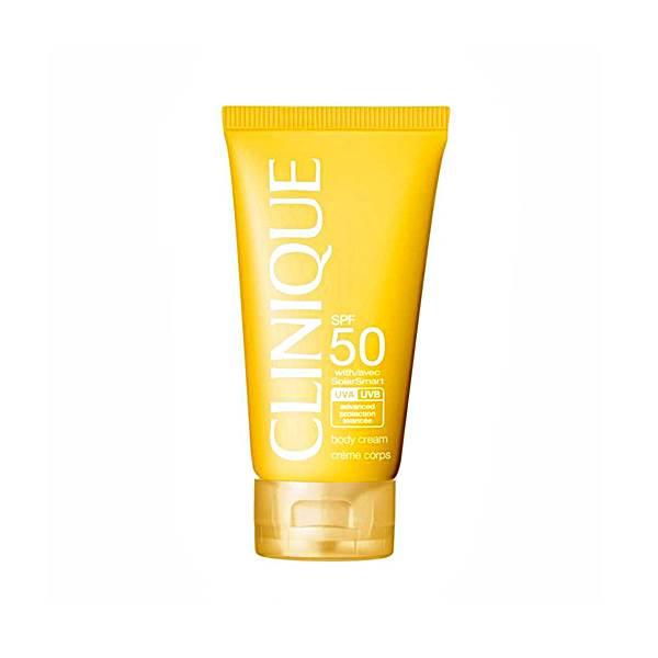 Clinique SPF 50 Body Cream with SolarSmart Sunscreen 150ml