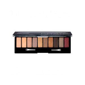 Flormar Metallic Eyeshadow Palette 10gms