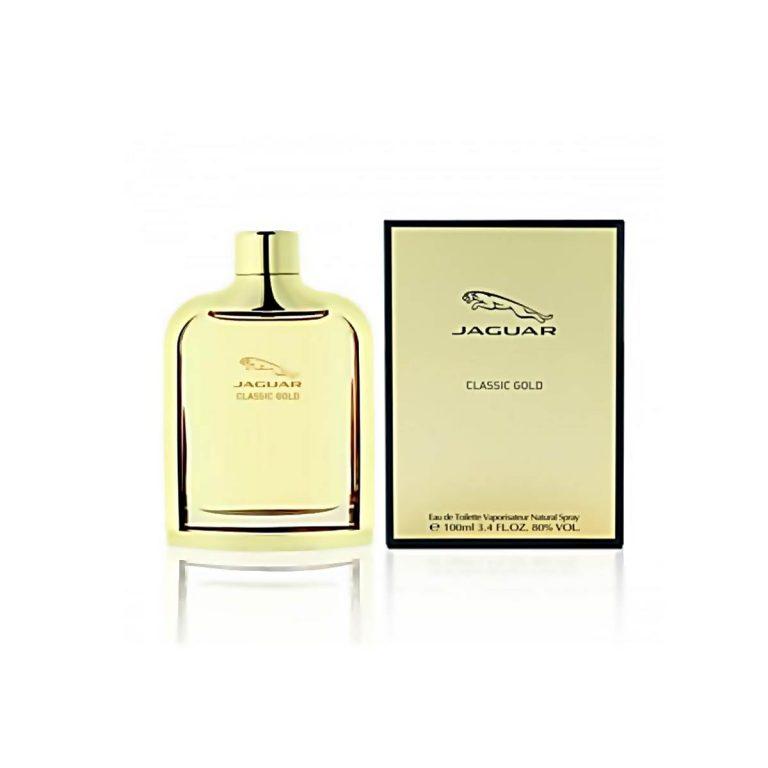 Jaguar Classic Gold Perfume for Men 100ml