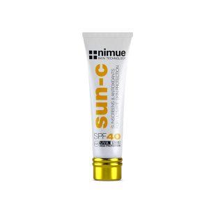 Nimue Sun C Sunscreen SPF 40 60ml