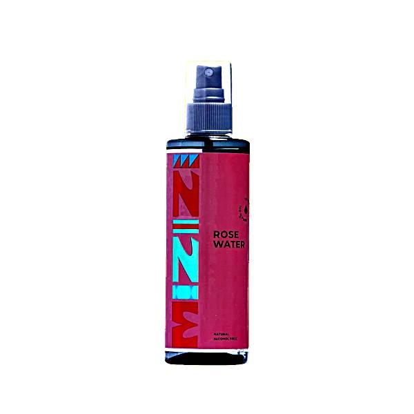 Sheth Naturals Mizizi Rose Water