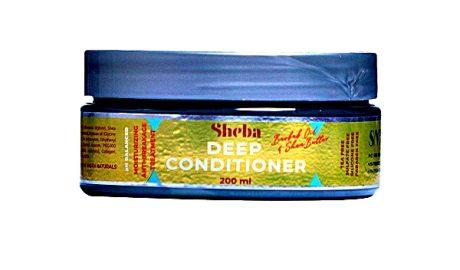 Sheth Naturals Sheba Deep Conditioner 200ml