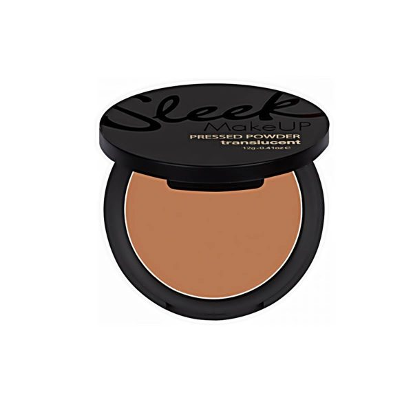 Sleek Makeup Translucent Pressed Powder