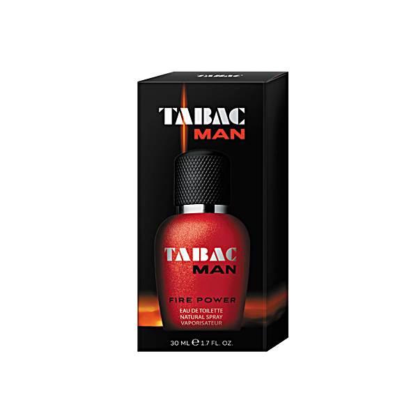 Tabac Man Fire Power Natural Spray Vaporisateur 30ml