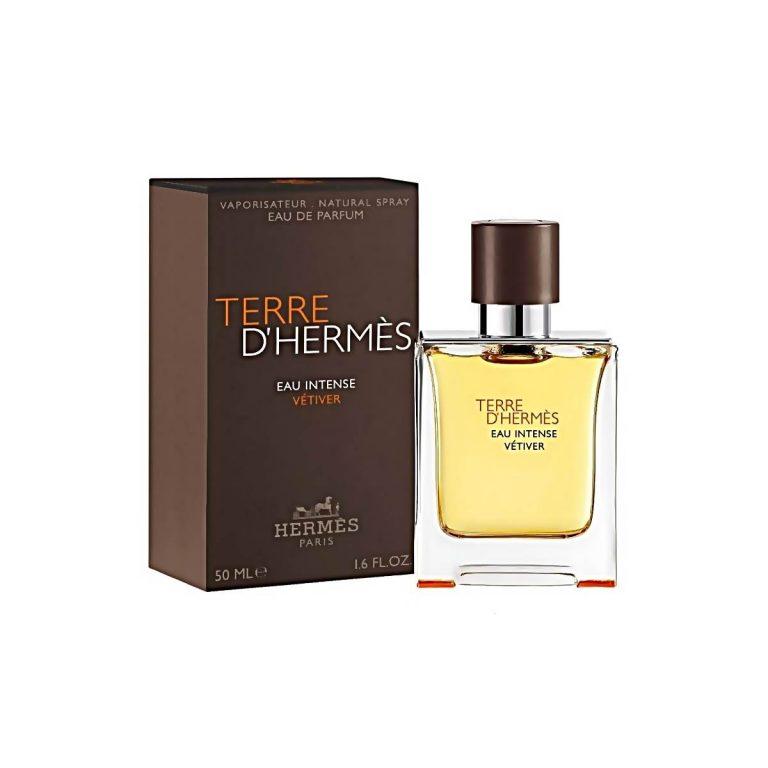 Terre D'Hermes Eau Intense Vetiver Perfume