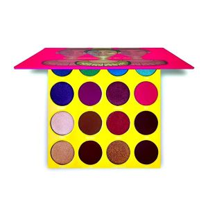 The Masquerade Mini Eyeshadow Palette by Juvias Place