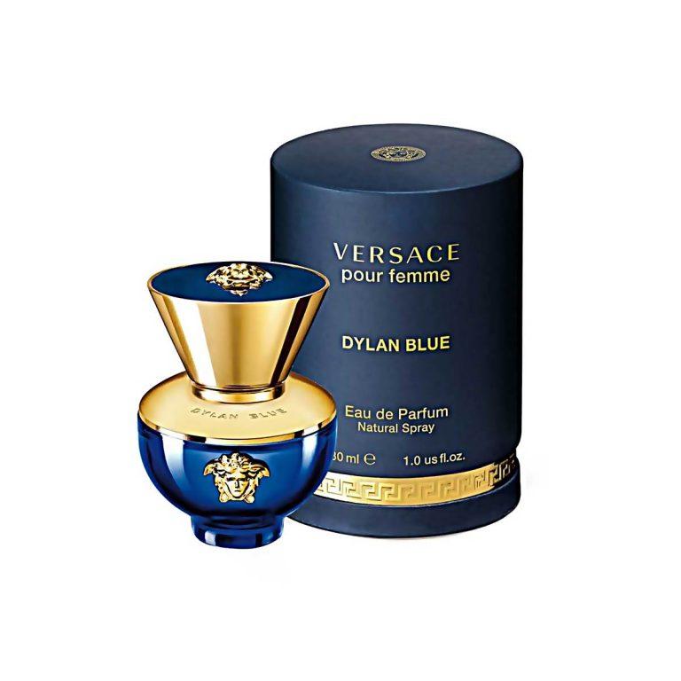 Versace Pour Femme Dylan Blue Perfume